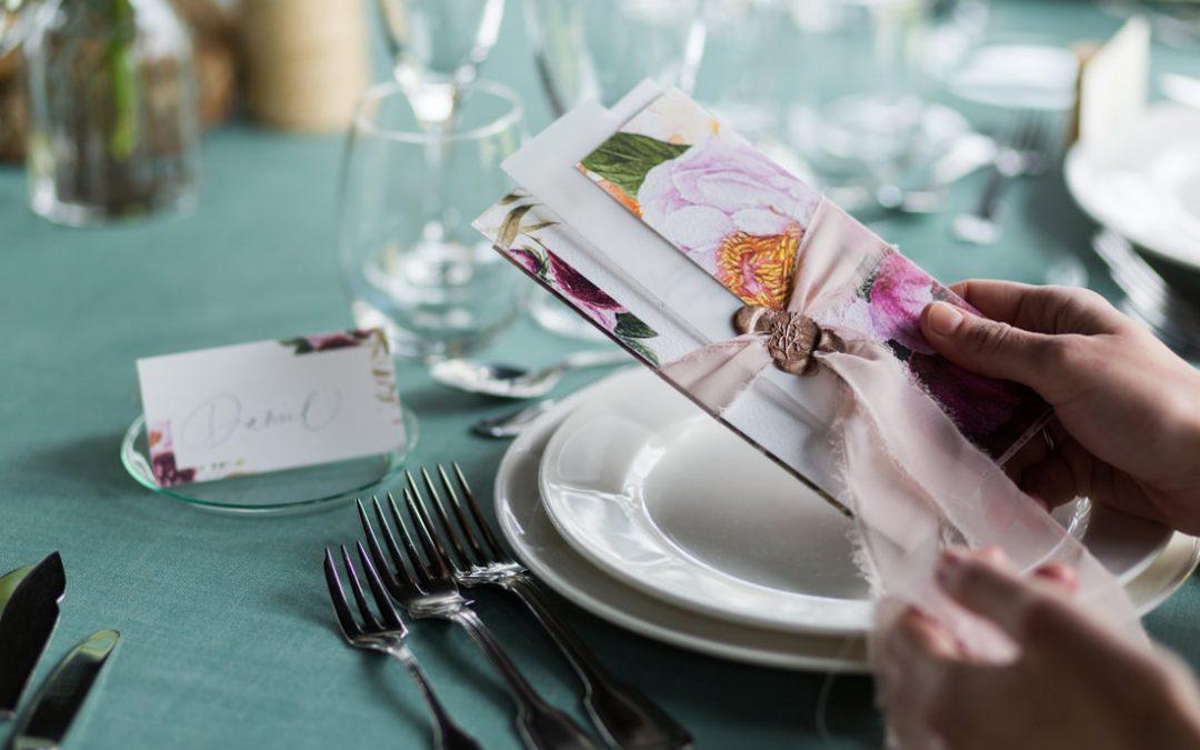 La papelería en tu boda